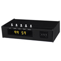 ESE ES-362UXD 302U/Serial Output Drive Up/Down Timer with Remote Control 6 ft Cable Connect Switch Plate 3 Relay Output