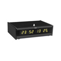 ESE ES 453UE 8-Digit SMPTE/EBU Reader with ESE Time Code Output with Options P & ESE