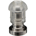 Photo of TELEX ET-1B Clear Eartip Tip with Metal Plug for Telethin Receivers