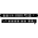 ETA Systems C15D 10 Outlet 15A Rackmount Power Distribution