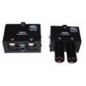 ETS  PA211 - CineSnake Kit - Passive Audio - 48V Phantom Pwr. over Cat 5 -TX/RX