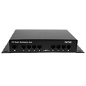ETS PA700 UTP 8-Channel Audio Distribution Hub