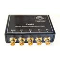 ETS PV995 HD SDI Splitter (1) FBNC to (4) FBNC - 1 Input - 4 Output
