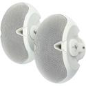 Electro-Voice EVID 4.2T Speaker System w/Transformer - White