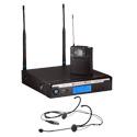 Electro-Voice R300-E Omni-directional Headworn Wireless Mic System 618-634 MHz