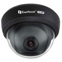 EverFocus ED910FB Indoor Dome Camera 1/2.9 Inch 2.24 Megapixel CMOS 1080P 720P and 960H 2.8-12mm Vari-Focal Lens - Black
