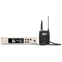 Sennheiser EW 100 G4-CI1-A1 Wireless Instrument Set w/ SK 100 G4 Bodypack & EM 100 G4 Rackmount Receiver (470 - 516 MHz)