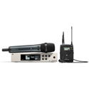 Sennheiser EW 100 G4-ME2/835-S-A1 Wireless Lavalier/Vocal Combo Set with SKM 100 G4-S Handheld Mic (470 - 516 MHz)