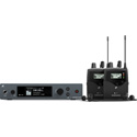 Sennheiser EW IEM G4-TWIN-A1 Wireless Stereo Monitoring Set w/ SR IEM G4 Transmitter & (2) EK IEM G4 Receivers (470-516)