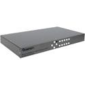 Gefen EXT-UHD600A-MVSL-41 4K Ultra HD 600 MHz 4x1 Multiview Seamless Switcher with Audio De-Embedder