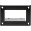 RDL EZ-SMB1 Surface Mount Bezel for 1/6 Rack Width EZ Products