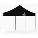E-Z Up EP9104BK Enterprise Shelter 10x10 Foot Black Top and Frame