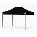 E-Z Up SP2HSS812BK Speed Shelter 8x12 Foot Black Top and Frame