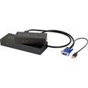 Belkin F1D086U OmniView USB CAT5 Extender and KVM Switch