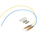 Photo of Camplex Lemo F2 SMPTE 3K.93C Pre-polished Fusion Splice Kit - Yellow and Blue Fiber Pair - 6 inch