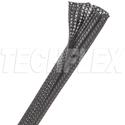 TechFlex - 3 / 8 Inch F6-Self Wrap Sleeving - Black 75ft