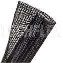 TechFlex - 1 1 / 2 Inch F6-Self Wrap Sleeving Black 25ft