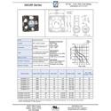 Orion OA109AP-11-3TB Muffin Fan 1600 RPM 4.7 Inch