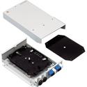 Canare FCE-2 2-Camera Hybrid Fiber Optic Splice Enclosure