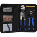 Fehr Brothers TI062-KIT Mini Hand Swaging Tool Kit