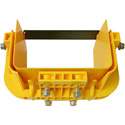 CommScope Technologies FGS-JUNC-B FiberGuide Raceway Joiner - Junction Kit - Non-Toolless - 4 x 6 Inch - Yellow