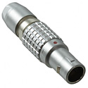 Lemo FHG.1B.310.CLAD52Z 10 Position Right Angle Plug Male Cable Collet Circular Push Pull Connector Used & Useable