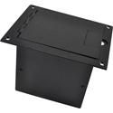 FSR FL-1200 Floor Box (Black Sandtex)