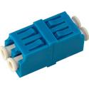 LC to LC Single Mode Duplex Fiber Optic Coupler Adapter Zirconia Sleeve