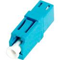Photo of LC to LC Singlemode Simplex Fiber Optic Coupler