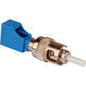Camplex FOA-LCF-STM LC Female to ST Male Single Mode Simplex Hybrid Adapter - Non-Flanged