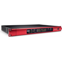 Focusrite AMS-REDNET-A16R-MKII 16 x 16 Analog Interface for Dante Networks with Channel Level Control for Inputs/Outputs
