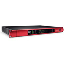 Focusrite AMS-REDNET-D16R-MKII 16 x 16 Digital Interface for Dante Networks w/ Channel Level Control for Inputs/Outputs