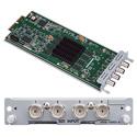 FOR-A HVS-100DI-A 4 4 SDI Input Card with 4 x F/S and 2 x Resize Engine