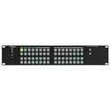 FOR-A HVS-AUX32A LAN Based 32x1 Aux Control Unit - Full Rack Width - Rackmount Kit Included