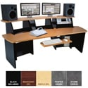 Omnirax Force 12 Audio Video Workstation (Maple Formica)