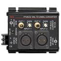RDL FP-BUC2 Balanced to Unbalanced Converter - 2 Channel