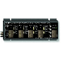 RDL FP-MX4 4 Channel Audio Mixer - Microphone or Line Input and Output