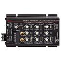 RDL FP-PEQ3 3 Band Parametric Equalizer - Terminal Blocks & RCA Jacks