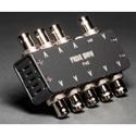 Freakshow HD MSX8-O 4K 12G-SDI - 1x8 Microsplit Reclocking Distribution Amplifier with Standard Power Connector