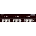 Multidyne FS-18000-RX-ST 18-Channel Fiber Optical Remapper/Multiplexer - Rx