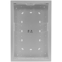 FSR PWB-323XLTRK 3 Inch Extra Large Open Style Wall Box with Trim Ring