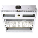 FSR CB-22 2ft by 2 ft Ceiling Box with 2 1 RU mounts and 7AC