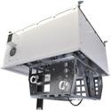 FSR CB-224 4-RU Ceiling Box - No Pole-Mount