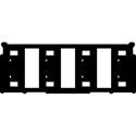 FSR T6-LB-RTMKT Large Bracket Retractor Mounting Kit For T6 Table Box