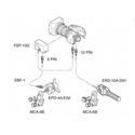 Fujinon SS11D Full Servo Digital Zoom  /  Focus Rear Control Kit