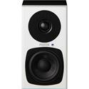 Fostex PM03H-W 3 Inch 2-way Powered Studio Monitor - White - Pair