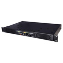 Fostex RM-3DT 1U Rack-Mount Stereo Active Monitor Speaker with Dante