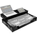Odyssey FZGSDDJ1000WGTB Controller Glide Style Case with Wheels & Bottom GT Glide Tray for PIONEER DDJ-1000/1000SRT