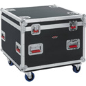 Gator G-TOURTRK3030HS G-TOUR Series Truck Pack Utility Case - 30X30X27 Inches with Casters