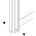 Middle Atlantic GANG-10 Rack Ganging Hardware for 10 Racks